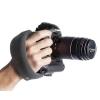 OPTech USA E-Z Grip Strap neoprén kézfej pánt, fekete