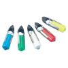 Conrad LED izzó, T5.5 k, 12 V, zöld, T5.5K Slide Base Lamp, Barthelme 70112266