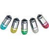 Conrad LED izzó, S4s, 6 V, fehér, T5.8MG Single Midget Grooved Base Lamp, Barthelme 70112446