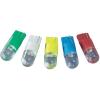 Conrad LED izzó, W2,1x9,5d, 12 V, piros, T10 Wedge Base Lamp (Dome), Barthelme 70112992
