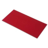 Rössler Papier GmbH and Co. KG Rössler LA/4 boríték 110x220 100 gr. piros