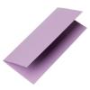Rössler Papier GmbH and Co. KG Rössler LA/4 karton  2 részes 100/200x210 mm 220gr. orchidea