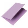 Rössler Papier GmbH and Co. KG Rössler A/6 karton 2 részes 105x148 220 gr. orchidea