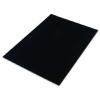 Rössler Papier GmbH and Co. KG Rössler A/4 levélpapír 210x297 100 gr. fekete