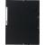 Exacompta gumis mappa  fekete A4