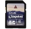 Kingston SDHC 32GB Class 4 memóriakártya