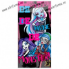 Monster High törölköző/strandtörölköző
