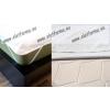 Vízzáró matracvédő, frottir/ PVC, 180x200 cm - Naturtex