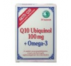 Dr.chen Q10 Ubiquinol 100mg+Omega-3 kapszula táplálékkiegészítő