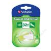 Verbatim Pendrive, 32GB, USB 2.0, 8/2MB/sec, VERBATIM