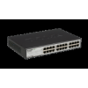 D-Link DGS-1024D 24 Port Gigabit Unmanaged Desktop/Rackmount Switch 24xportFémház24xGigabit