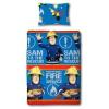 Sam a tűzoltó ágynemű huzat