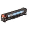 utángyártott HP CC531A (c, kék) utángyártott prémium kategóriájú toner / HP CP2025, CM2320/