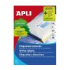 APLI uni. 38x21,2mm 6500db/cs