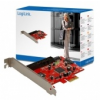 LogiLink PCI Express Card2-Port SATA + 1-Port ATA133