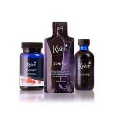 Kyani egészség háromszög /Sunrise,Sunset,NitroFX/ 3 termék gyógyhatású készítmény