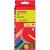 Herlitz színes ceruzák - 12 db - háromszögű