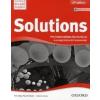 Tim Falla, Paul A. Davies, Kelemen Ferenc Solutions Pre-Intermediate Munkafüzet érettségi felkészítő feladatokkal (with audio CD)