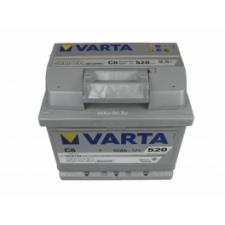 Varta Silver Dynamic akkumulátor 12v 52ah jobb+ autó akkumulátor