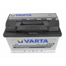 Varta Black Dynamic akkumulátor 12v 70ah jobb+ autó akkumulátor
