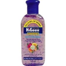 HiGeen kézfertőtlenítő gél rózsa illattal  - 110ml kozmetikum