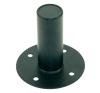 Paccs PA hangszóró beépíthető talp állványhoz, acél, Paccs hangfal