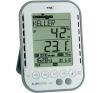 TFA Digitális páratartalom-/hőmérő adatgyűjtővel, vezeték nélküli USB vevő, TFA KlimaLogg Pro 30.3039.IT mérőműszer