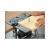 Wolfcraft Kiszúró fűrész asztal 320 x 300 mm, Wolfcraft 6197000