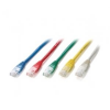 Equip 805522 UTP Cat6 patch kábel, 3m, piros