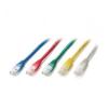 Equip 805560 UTP Cat6 patch kábel, 1m, sárga