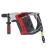KRESS Kress 360 BPS BiPower 36 Volt SDS-Plus Pneu.akku/hálózati fúró-vésőkalapács