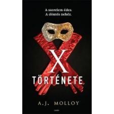 A. J. Molloy X története irodalom
