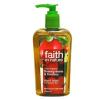 Faith in Nature Bio Gránátalma és Rooibos folyékony kézmosó- 300 ml