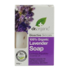 Dr.Organic bio levendula szappan - 100g