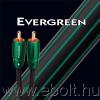 Audioquest Evergreen RCA kábel 3m