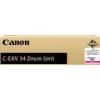 Canon C-EXV34M magenta piros eredeti dobegység