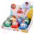 Simba Toys ABC Nyomd és megy mókás kisautó 4 színben - Simba Toys