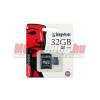 Kingston microSDHC,32 GB,1 adapter,Class 4