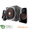 Trust Trust GXT38 2.1 Subwoofer hangszóró Black (low energy consumption)