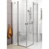 Ravak Chrome CRV2-100 fényes alumínium+Transparent zuhanykabin (1 oldal)