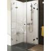 Ravak Brilliant BSRV4-80x80 Króm+Transparent zuhanykabin