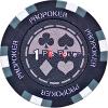 Buffalo Kerámia póker zseton 1 pro-poker