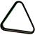 Buffalo Műanyag pool háromszög 57,2mm-es golyókhoz