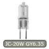 Halogén izzó GY6.35/20W (12V AC, 2.000h) -Kanlux