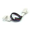 GTLED forrasztásmentes sarokelem RGB LED szalaghoz villanyszerelés