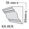 KA-40 Karnistakaró díszléc