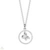 Silvertrends ezüst nyakék - ST767