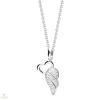 Silvertrends ezüst nyakék - ST844