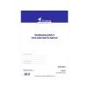 VICTORIA Nyomtatvány, munkabaleseti nyilvántartó napló, 32 oldal, A4, VICTORIA