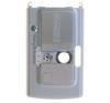 SONYERICSSON K750i kamera takaró fehér mobiltelefon előlap